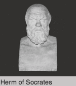 Herm of Socrates